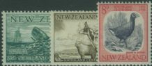 NZ SG752-4 Southland Centennial set of 3